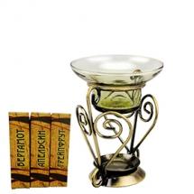 Набор для ароматерапии Aroma Royal Systems AR314N (аромалампа, свечи, аромамасла)